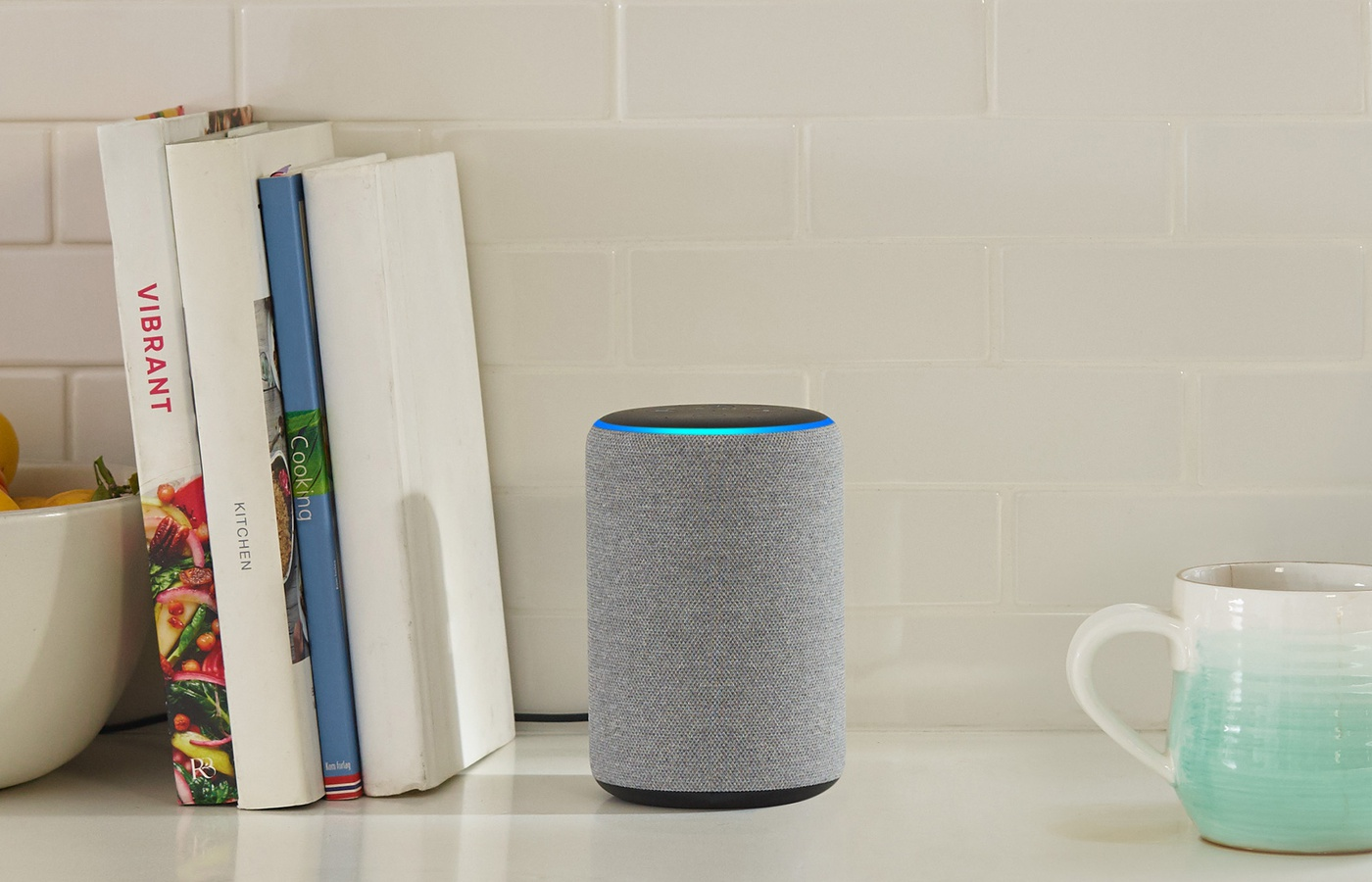 What Do the Different Light Colors on the Amazon Echo Mean?