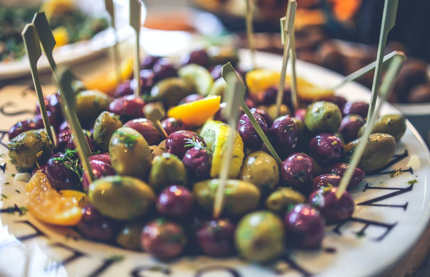 Brining Green Olives at Home